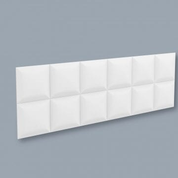 Dekorplate Arstyl Square fra Deco Systems