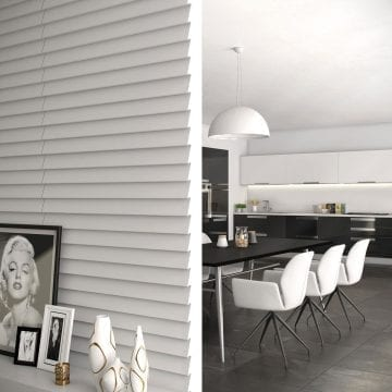Dekorplate Arstyl Stripe fra Deco Systems