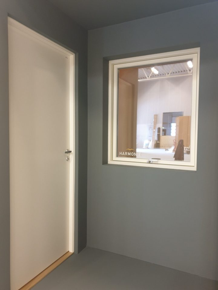 Deco Smygplate Wallstyl WS1 og WS2 fra Deco Systems